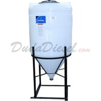 110 gal inductor tank with stand