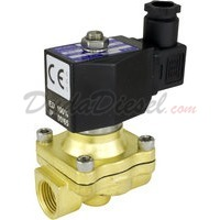 2-way Solenoid Valve normally closed 1/2""