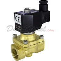 2-way Solenoid Valve normally closed 3/4""