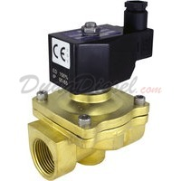 2-way Solenoid Valve normally open 1""