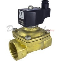 2-way Solenoid Valve normally open 1.5""
