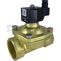 2-way Solenoid Valve normally closed 1.5""