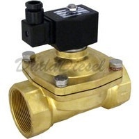 2-way Solenoid Valve normally open 2""