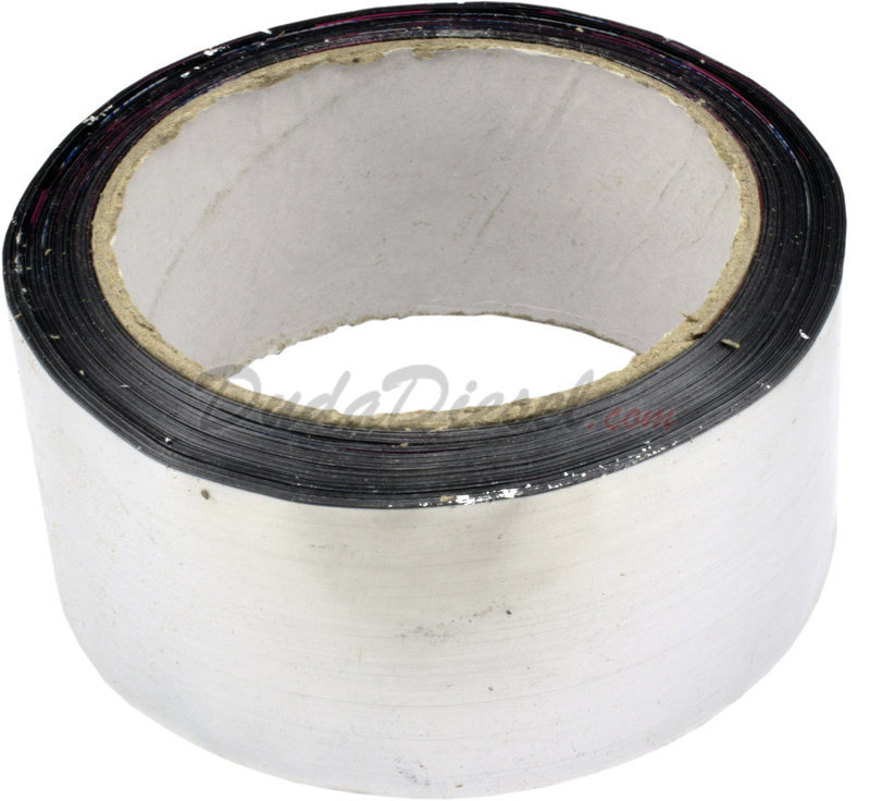 Aluminum Pipe Insulation : Aluminum pipe wrap alumwrap dudadiesel biodiesel supplies