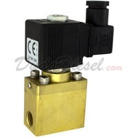 BD2400 High pressure 2 way solenoid valve