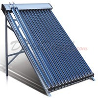 20 Tube Duda Solar Water Collector SRCC