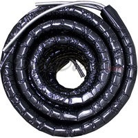 "Twin 3/4"" 20mm EPDM Pre-Insulated tubing for solar water heater closed loop systems"
