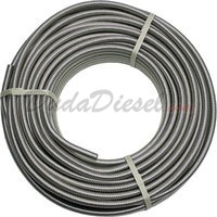 "1/2"" Duda's Flex Tubing Corrugated Stainless Steel Tubing"