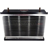 solar water heater heat dump radiator