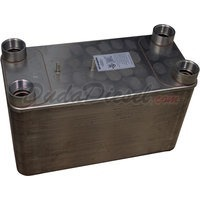 B3-115A 120 plate heat exchanger