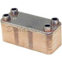 30 plate double wall heat exchanger