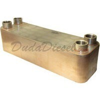 60 plate heat exchanger