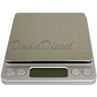 DE-I2000 Digital Pocket Scale