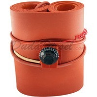 large foam insulated drum heater