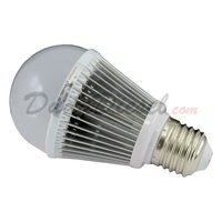 LED-ADBTGQP-07 Dimmable Screw-in Light Bulb