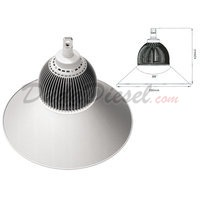150w GKD Industrial LED Light with Reflector Shade