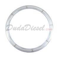 HG-004 Duda LED Ring Light, Clear