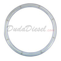 HG-005 Duda LED Ring Light, Clear