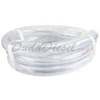 low pressure flexible clear pvc tubing