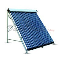18 tube solar water heater collector