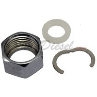 flexible stainless steel tubing fitting
