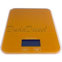 DE-213 Kitchen Scale Orange