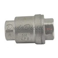 "3/8"" Vertical Check Valve SUS304"