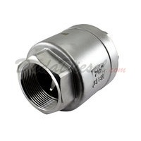 "Vertical Check Valve 2-1/2"" WOG1000"