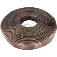 0.75mm² Copper speaker Wire 42 threads with 0.15mm for solar water heater sensor wiring systems