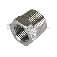"SS304 Bushing 3/4"" Male x 1/2"" Female"