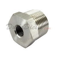 "SS304 Bushing 1"" Male x 1/4"" Female"