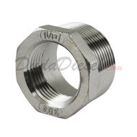 "Bushing 1-1/4 (1.25"") Male x 1"" Female"