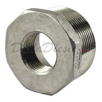 "Bushing 1-1/2"" (1.5"") Male x 3/4"" Female"