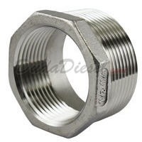 "Bushing 1-1/2 (1.5"") Male x 1-1/4"" (1.25"") Female"