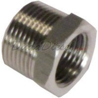 stainless steel 304 bushing for biodiesel