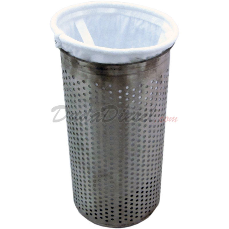 304 Stainless Steel Filter Bag Housing Size #2 [cfv32 ...