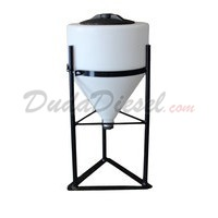 7 Gallon Cone Tank with Stand