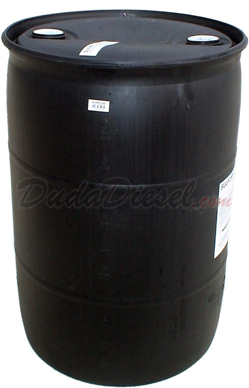 49 Gallon Drum Of Sulfuric Acid 55gsa Dudadiesel