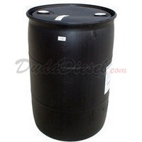 drum of hydrochloric acid