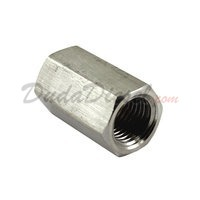 "SS304 Coupling 1/4"" Female x 1/4"" Female"