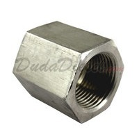 "SS304 Coupling 1"" Female x 1"" Female"