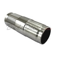 "2"" Hose Barb Coupling"