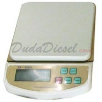 electronic compact scale for kitchens offices warehouses laborat