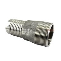 "Standard Male Hose Barb Adapter 1-1/2"" (1.5"") Male x 1-1/2""(1.5"")"