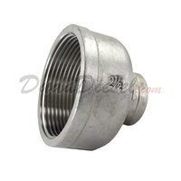 "Reducing Coupling, 2-1/2"" x 1"", SUS304"