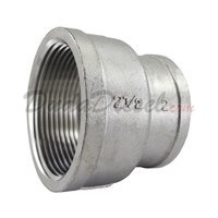 "Reducing Coupling, 2-1/2"" (2.5"") x 2"", SUS304"