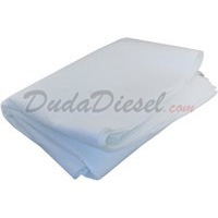 5 yard sheets of polyester filter media