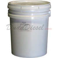 10 lb of dry sodium lauryl sulfate in a 5 gallon pail