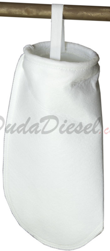 Polyester Felt (PE) Filter Bag [PESP4S]   DudaDiesel