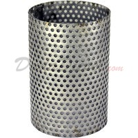 1 Strainer 1//2 X 1//2 Y Strainer with Brown 40 Mesh SS Screen